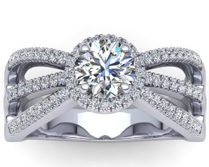 R075 Baja Engagement Ring